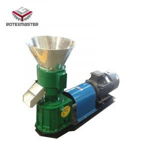 100-300kg/h Home Using Small Business Hot Sale Animal Feed Pellet Making Machine