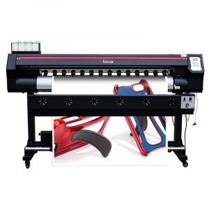 Vinyl Plotter Printer 6Feet Inkjet Large Format Eco Solvente Printer 1.8 Meter Outdoor Advertisement Billboard Printing Machine