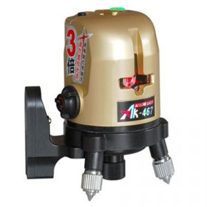 AK467 3 Lines 3 points Photoelectric With Wall Magnetic Function 3 times Super Bright Measuring tools for Construction