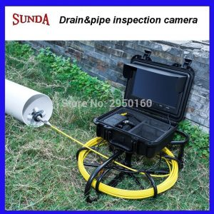 13732 91yq4u 300x300 - Pipe Sewer drain air duct underwater underground plumbing Inspection Camera 9inch LCD monitor 23mm camera head 12pcs LED lights